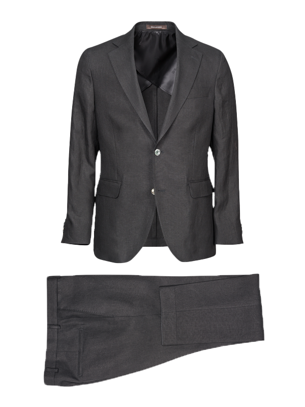 Men's Slim-Fit Burgundy Blazer, Created for