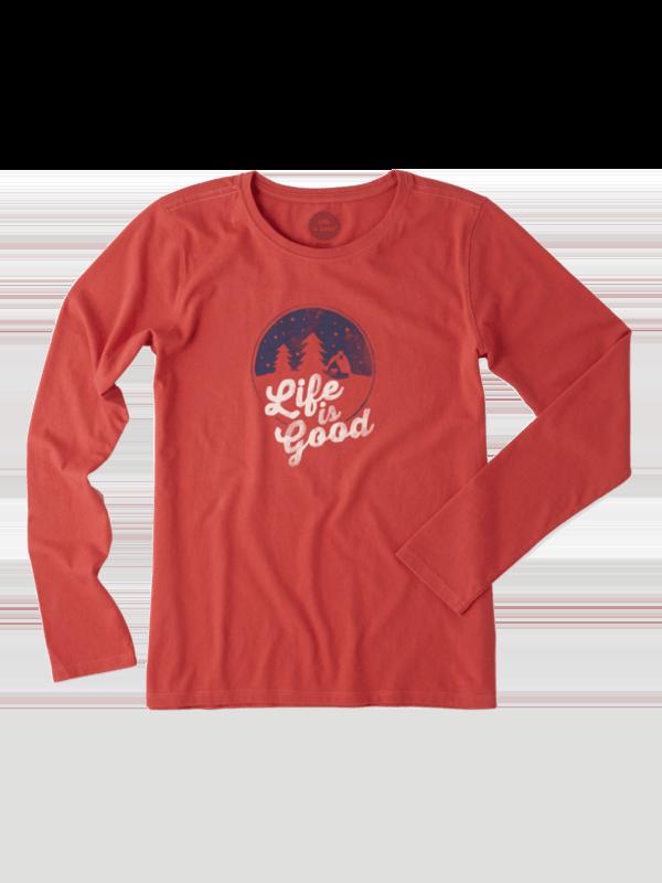 Men's  Loose-Fit Crewneck Shirts